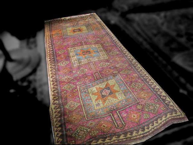 4ftx9ft2in_Karabaugh Caucasian Rug