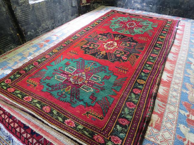 Karabagh Caucasian Rug