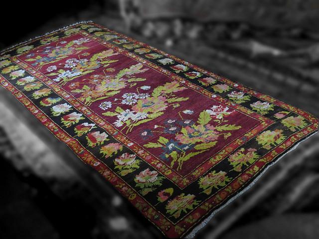 4ft4x9ft3in_Karabahk Caucasian Rug